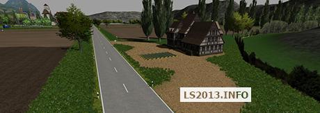 Claas Hof Mini Map v 3.1