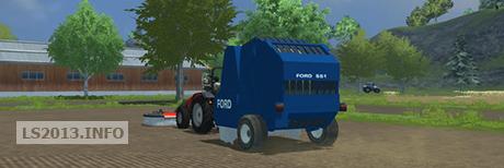 Ford 551 v 3.1