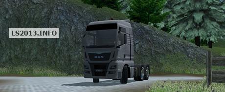 MAN TGX Euro 6 v 1.0