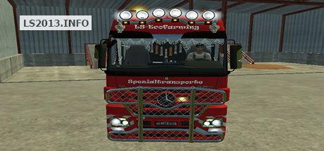 Mercedes Benz Mp 3 v 1.0