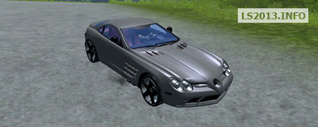 McLaren Mercedes Benz SLR v 2.0 Fixed