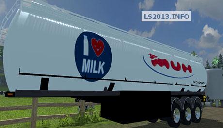 Milk Tanker v 1.0