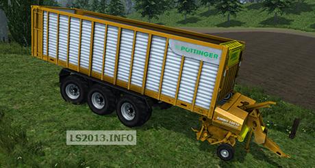 Pöttinger Jumbo CL 10010 v 1.9