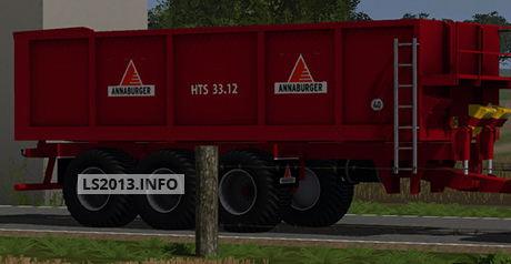 Annaburger HTS 33 12 v 2.0