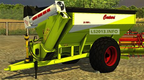 Cestari 19000L Claas Version v 1.0