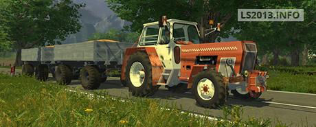 Fortschritt-ZT-303-with-2-HW-60-Trailers-v-1.0