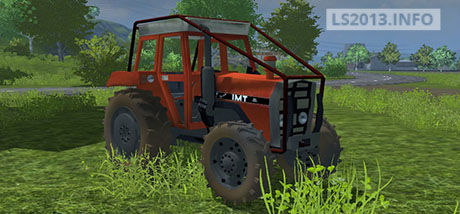 IMT 577 Forest Edition v 1.0