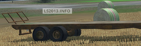 Marshall MT Bale Trailer v 1.0