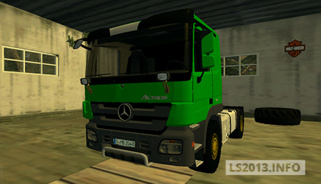 Mercedes Benz MP3 Joskin Edition v 1.0