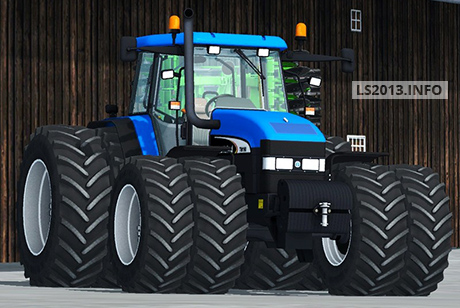 New Holland TM190 v 1.0
