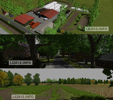 Papenburger Map v 1.17
