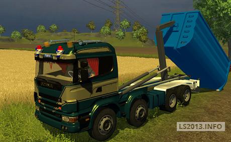 Scania-124-L-HKL-v-1.0