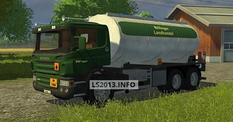 Scania-Diesel-Tank-LKW-v-1.0