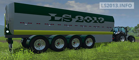 Tipper Trailer v 1.0
