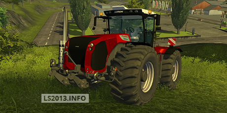 Claas-Xerion-5000-Red-v-1.1