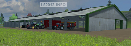 Farm Buildings Set v 1.0