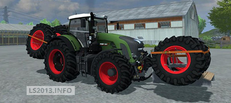 Image For Fendt-Vario-924-TMS-v-1.0