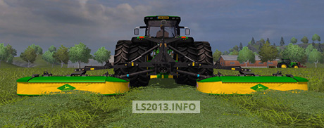 Image For John-Deere-Mower-v-1.0
