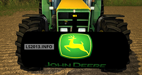Image For John-Deere-Weight-v-1.0