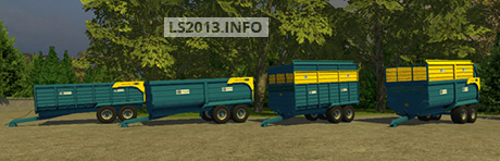 Image For Kane-Trailers-Pack-v-1.0