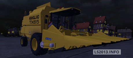 New-Holland-Cutter-for-Mais-v-1.2