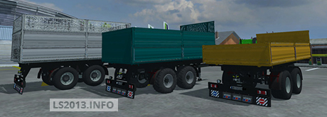 Reisch Tandem BKT 200 Pack v 1.0