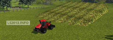 Silage Mountain to Compress v 2.0