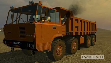 Tatra 813 8×8 v 1.2