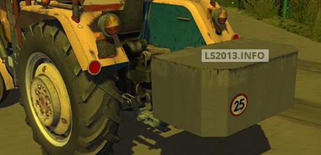 Weight-for-Frontloader-v-2.0
