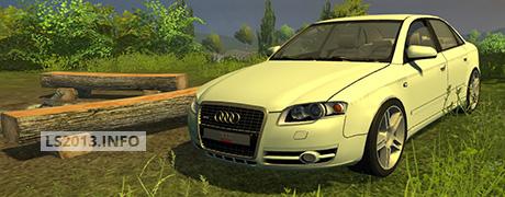Audi A4 Quattro v 1.0