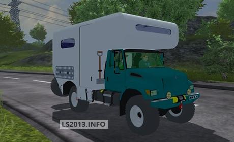 Camper Truck v 1.0