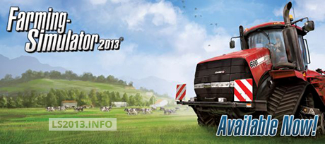 Farming Simulator 2013 – Update 2.0 Public Beta 4