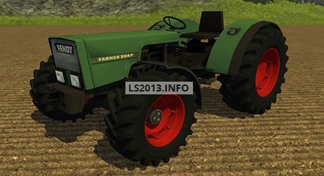 Fendt-Farmer-204-P