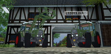 Fendt-Farmer-309-LSA-Turbomatik-v 1.0-