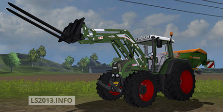 Fendt Vario TMS 312 Red v 2.0
