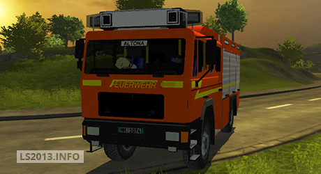 Fire-Department-Hamburg-Altona-Truck-v-1.0