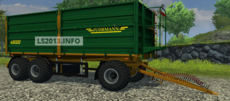 Fuhrmann 48 HA v 2.0 Multifruit