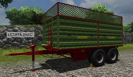 Hilken-19500-TA