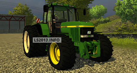 Image For John-Deere-7710