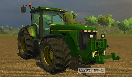 Image For John-Deere-8400-v-1.3