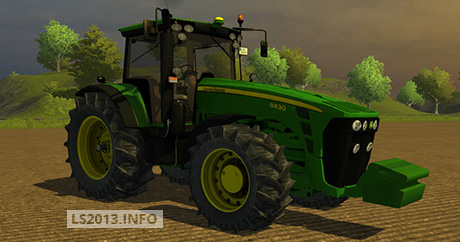 Image For John-Deere-8430-v-2.0