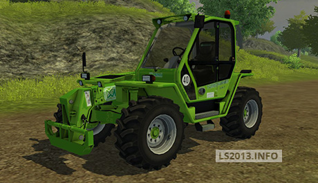 Image For Merlo-P-41-7-Turbofarmer-v-2.0