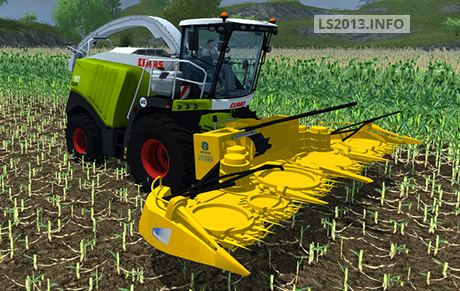 Image For New-Holland-Maize-Cutter-v-1.0