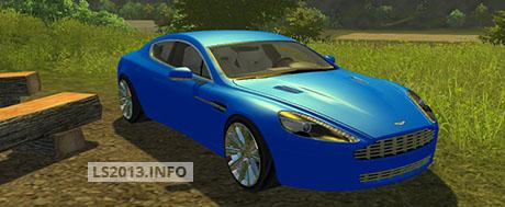 Aston Martin Rapide v 1.0