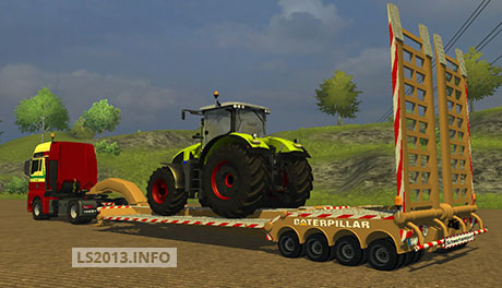 Image For Cat-Low-Loader-Trailer-v-1.1