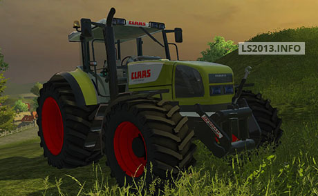 Claas-Ares-826-RF