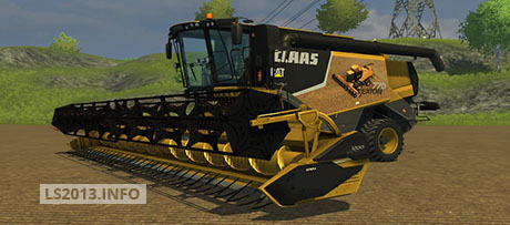 Image For Claas-Lexion-770-USA-Pack