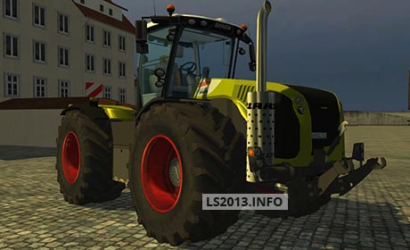 Claas Xerion 5000 Trac v 2.0