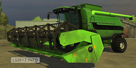 Deutz Fahr Multifruit 7545 v 1.0