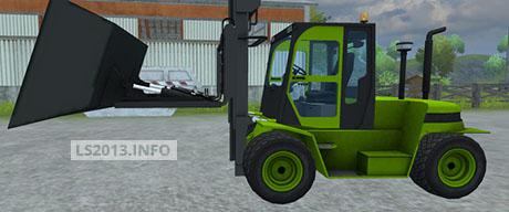 Forklifts Pack v 2.0